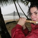 Leisure Time in India -Time to learn bamboo flute